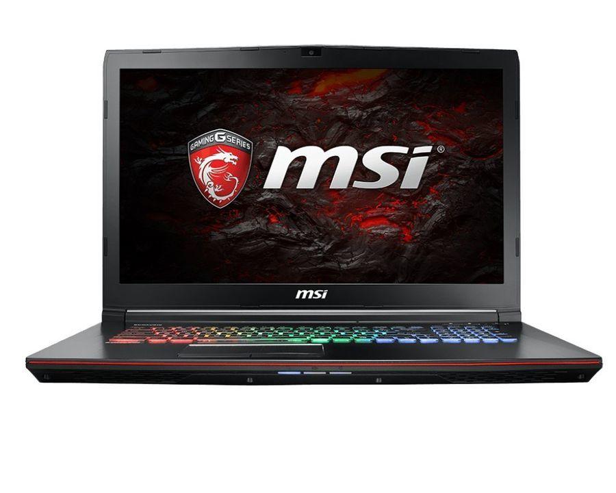 """Ноутбук MSI GE72MVR 7RG(Apache Pro)-057RU, 17.3"""", Intel  Core i7  7700HQ 2.8ГГц, 16Гб, 1000Гб, nVidia GeForce  GTX 1070 - 8192 Мб, Windows 10, 9S7-179C11-057,  черный"""