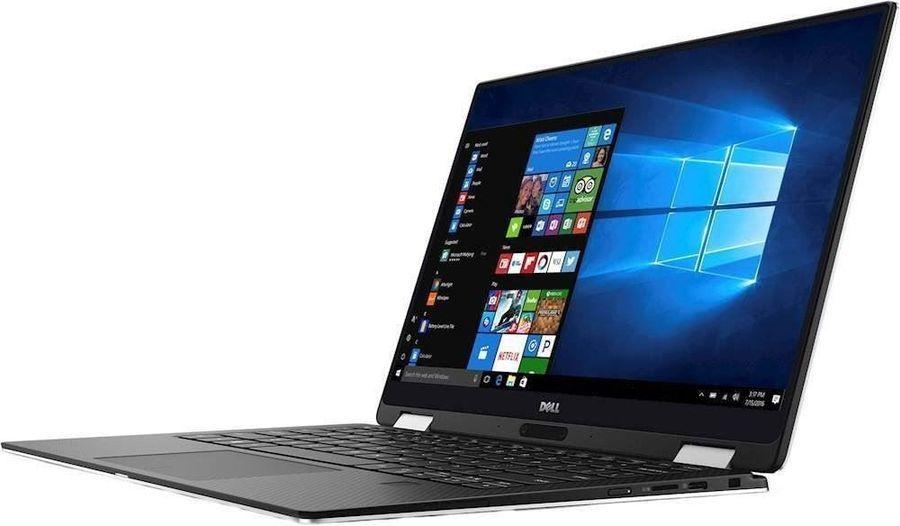 "Ультрабук DELL XPS 13, 13.3"",  IPS, Intel  Core i7  7Y75 1.3ГГц, 16Гб, 512Гб SSD,  Intel HD Graphics  615, Windows 10 Home, 9365-4436,  серебристый"