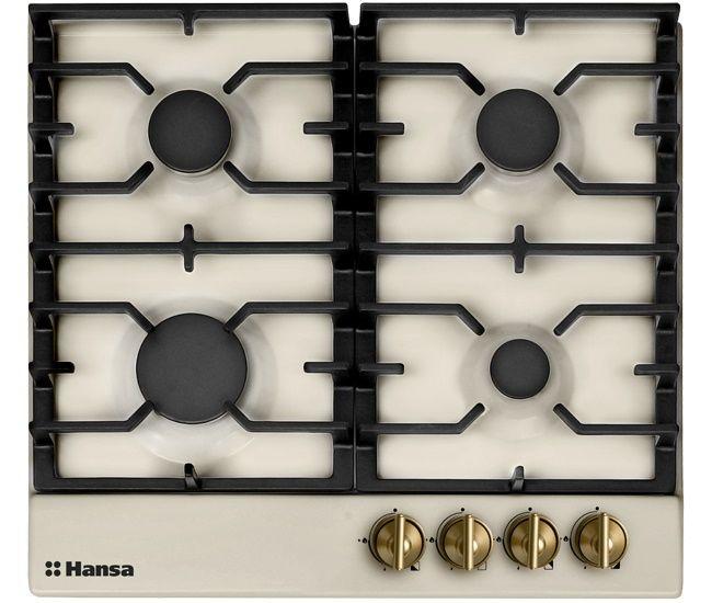 Варочная панель HANSA BHGY61059,  независимая,  слоновая кость