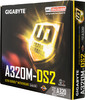 Материнская плата Gigabyte GA-A320M-DS2 Soc-AM4 AMD A320 2xDDR4 mATX AC`97 8ch(7.1) GbLAN RAID+(Б/У) вид 6