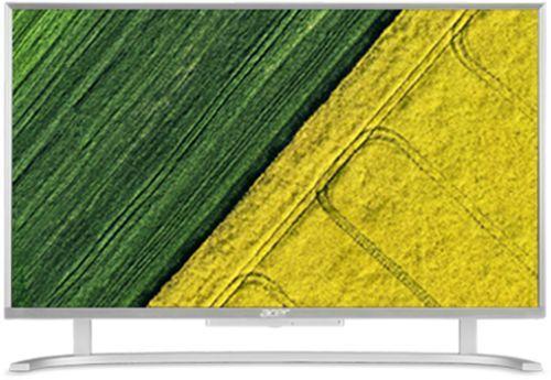 Моноблок ACER Aspire C22-760, Intel Core i3 7100U, 4Гб, 500Гб, Intel HD Graphics 620, Windows 10, серебристый [dq.b8wer.005]