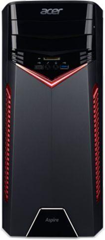 Компьютер  ACER Aspire GX-781,  Intel  Core i5  7400,  DDR4 8Гб, 1000Гб,  NVIDIA GeForce GTX 1060 - 3072 Мб,  DVD-RW,  CR,  Windows 10,  черный [dt.b88er.004]