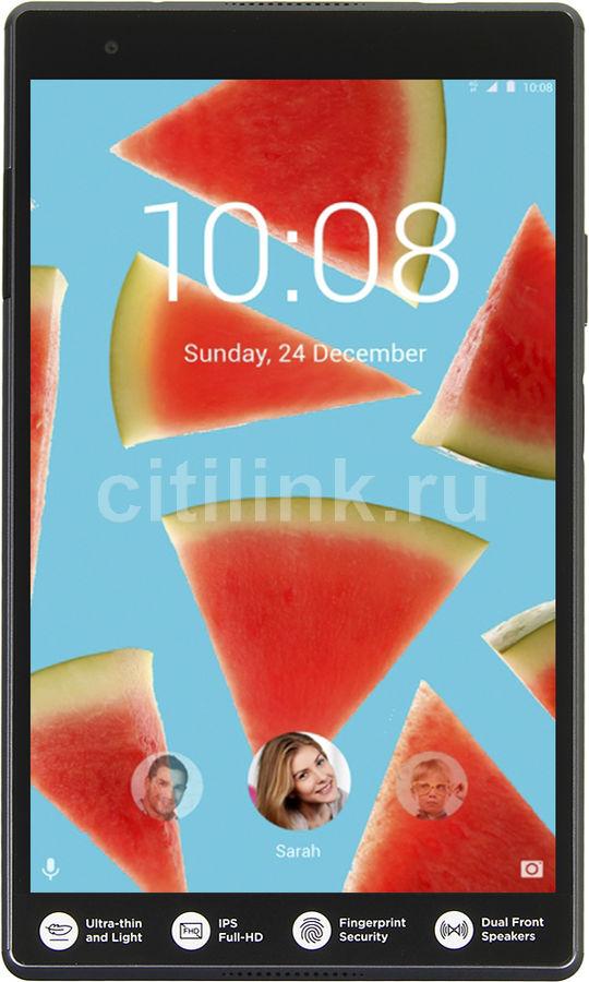 Планшет LENOVO Tab 4 Plus TB-8704X,  3Гб, 16GB, 3G,  4G,  Android 7.0 черный [za2f0087ru]