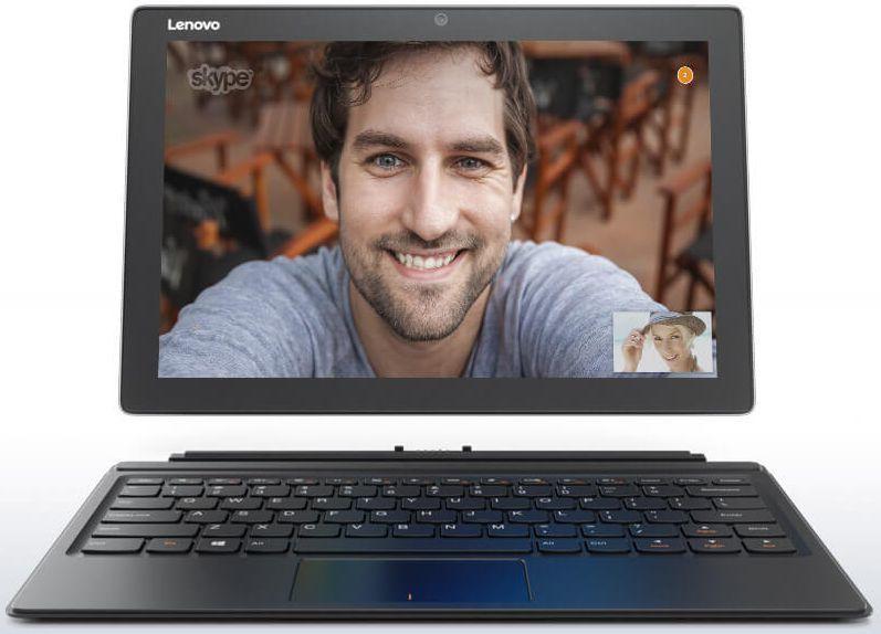 Планшет LENOVO MiiX 510-12IKB,  8Гб, 512Гб, 4G,  Windows 10 Professional 64 черный [80xe00c9rk]