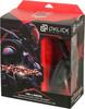 Гарнитура игровая OKLICK HS-L450G ARROW,  для компьютера, мониторы,  черный вид 9