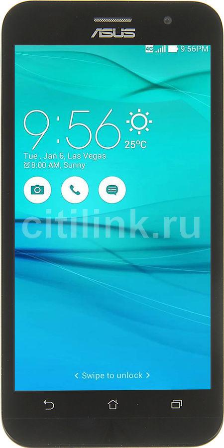 Смартфон ASUS Zenfone Go 32Gb, RAM 2Gb,  ZB500KL,  серебристый