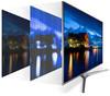 "LED телевизор SAMSUNG UE55MU6400UXRU  ""R"", 55"", Ultra HD 4K (2160p),  серебристый вид 13"
