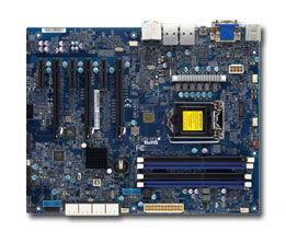 Серверная материнская плата SUPERMICRO MBD-X10SAT-B,  bulk