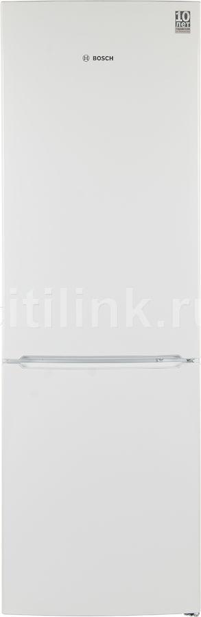 Холодильник BOSCH KGV36NW1AR,  двухкамерный, белый