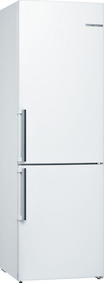 Холодильник BOSCH KGV36XW2OR,  двухкамерный,  белый