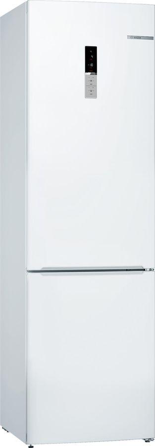 Холодильник BOSCH KGE39XW2AR,  двухкамерный, белый