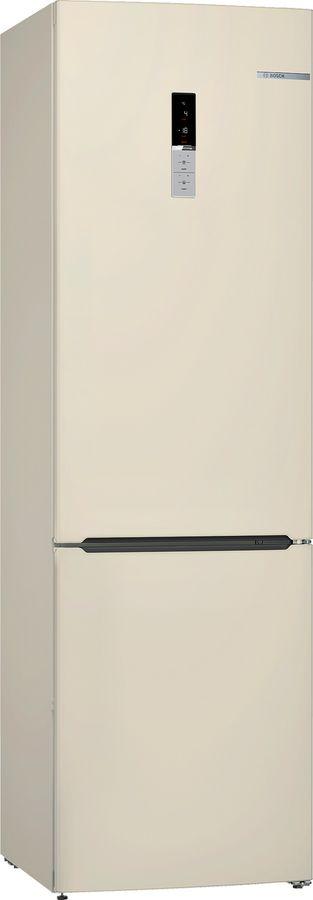 Холодильник BOSCH KGE39XK2AR,  двухкамерный, бежевый