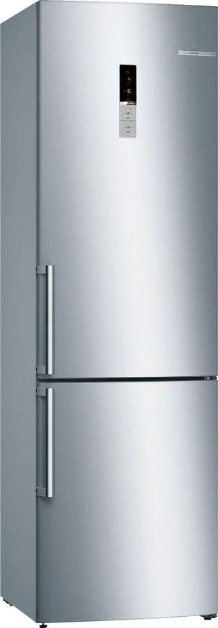 Холодильник BOSCH KGE39XL2OR,  двухкамерный,  нержавеющая сталь