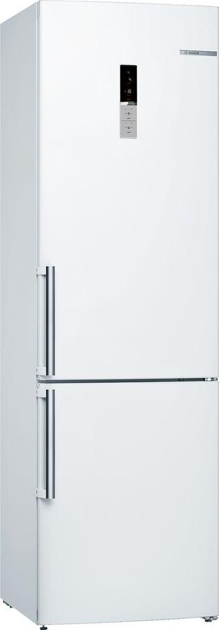 Холодильник BOSCH KGE39AW21R,  двухкамерный, белый