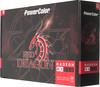 Видеокарта POWERCOLOR Radeon RX 580,  AXRX 580 4GBD5-3DHDV2/OC,  4Гб, GDDR5, OC,  Ret вид 7