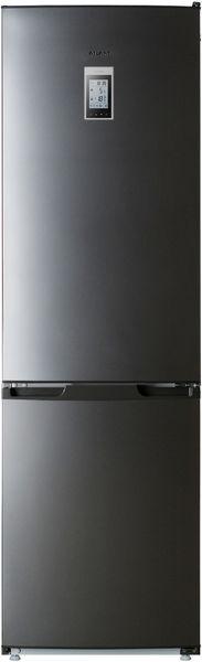 Холодильник АТЛАНТ ХМ 4424-069 ND,  двухкамерный,  серый металлик