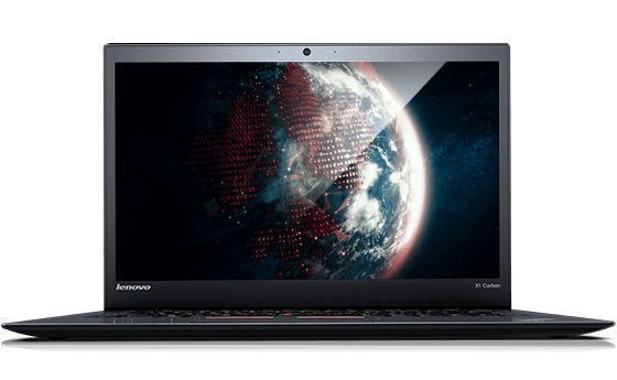 Ноутбук LENOVO ThinkPad X1 Carbon, 14, Intel Core i7 7500U 2.7ГГц, 8Гб, 256Гб SSD,  HD Graphics 620, Windows 10 Professional, 20HQS0YT00, черный