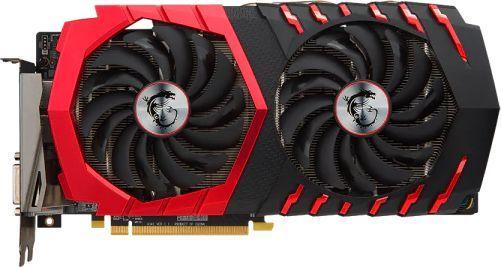 Видеокарта MSI AMD  Radeon RX 570 ,  RX 570 GAMING 4G,  4Гб, GDDR5, OC,  Ret