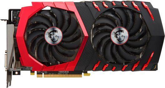 Видеокарта MSI AMD  Radeon RX 580 ,  RX 580 GAMING,  8Гб, GDDR5, OC,  Ret [rx 580 gaming 8g]