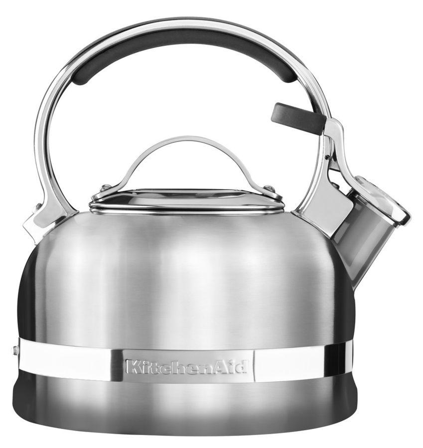 Металлический чайник KITCHENAID KTST20SBST,  1.9л,  серебристый