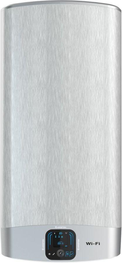 Водонагреватель ARISTON ABS VLS EVO WI-FI 50,  накопительный,  2.5кВт,  серебристый [3700455]
