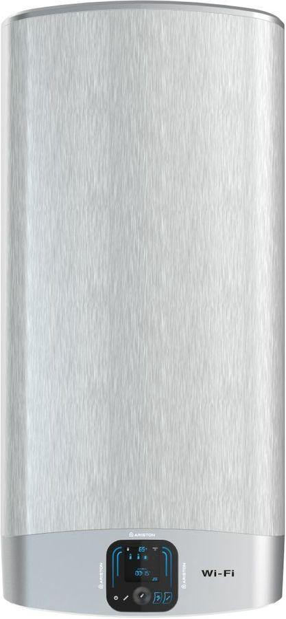 Водонагреватель ARISTON ABS VLS EVO WI-FI 80,  накопительный,  2.5кВт,  серебристый [3700456]