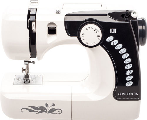 Швейная машина COMFORT 16 белый