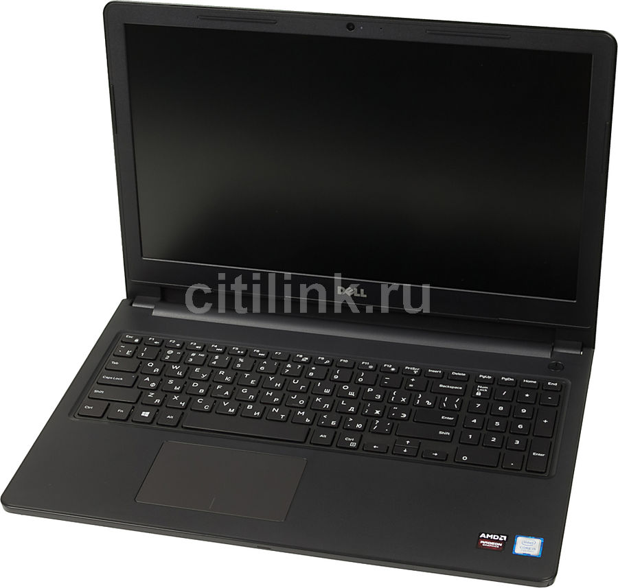 Ноутбук DELL Inspiron 3567, 15.6, Intel Core i5 7200U 2.5ГГц, 6Гб, 1000Гб, AMD Radeon R5 M430 - 2048 Мб, DVD-RW, Windows 10, черный [3567-0290] адаптер dell intel ethernet i350 1gb 4p 540 bbhf