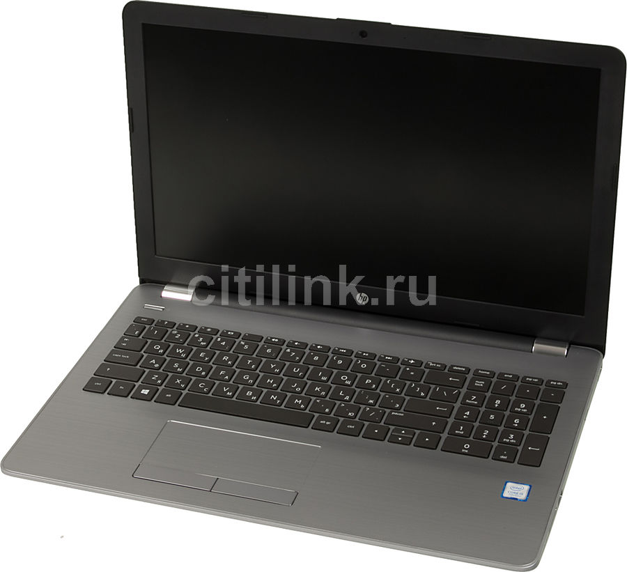Ноутбук HP 250 G6, 15.6, Intel Core i5 7200U 2.5ГГц, 8Гб, 1000Гб, Intel HD Graphics 620, DVD-RW, Windows 10 Professional, 1XN72EA, серебристыйНоутбуки<br>экран: 15.6;  разрешение экрана: 1920х1080; тип матрицы: SVA; процессор: Intel Core i5 7200U; частота: 2.5 ГГц (3.1 ГГц, в режиме Turbo); память: 8192 Мб, DDR4, 2133 МГц; HDD: 1000 Гб, 5400 об/мин; Intel HD Graphics 620; DVD-RW; WiFi;  Bluetooth; HDMI; WEB-камера; Windows 10 Professional<br>