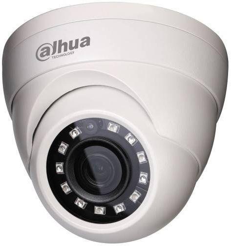 Камера видеонаблюдения DAHUA DH-HAC-HDW1000MP-0280B-S3,  720p,  2.8 мм