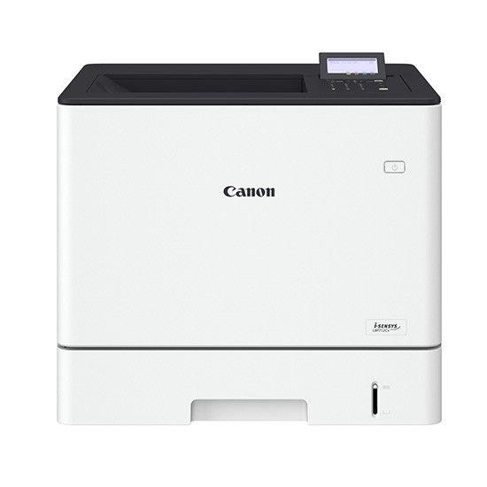Принтер лазерный CANON i-Sensys Colour LBP712Cx лазерный, цвет:  белый [0656c001]
