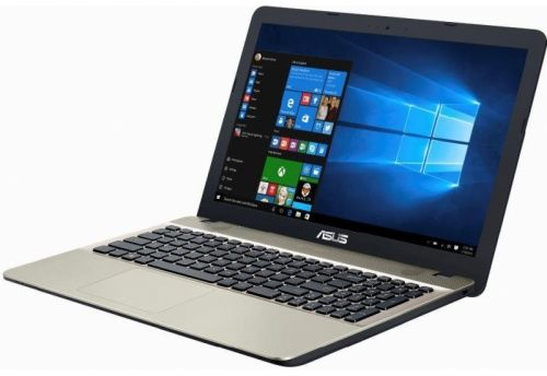 Ноутбук ASUS X541NA-GQ283T, 15.6, Intel Pentium N4200, 1.1ГГц, 4Гб, 500Гб, Intel HD Graphics 505, Windows 10, черный [90nb0e81-m06780]Ноутбуки<br>экран: 15.6;  разрешение экрана: 1366х768; процессор: Intel Pentium N4200; частота: 1.1 ГГц (2.5 ГГц, в режиме Turbo); память: 4096 Мб, DDR3L; HDD: 500 Гб, 5400 об/мин; Intel HD Graphics 505; WiFi;  Bluetooth; HDMI; WEB-камера; Windows 10<br>