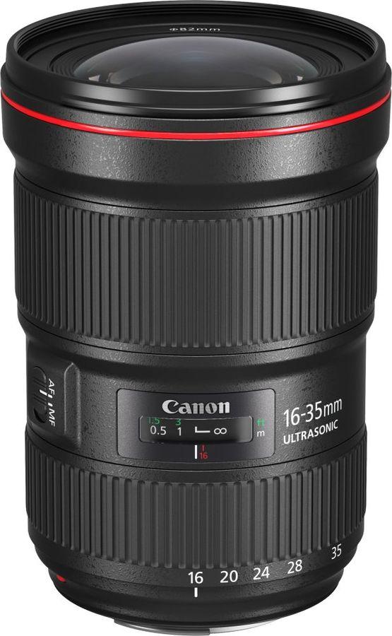 Объектив CANON 16-35mm f/2.8L EF III USM, Canon EF [0573c005]