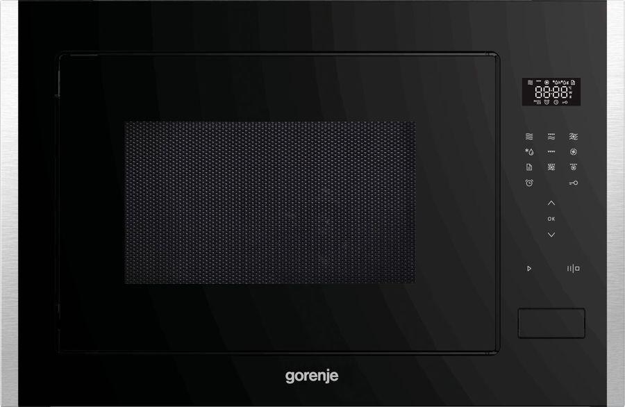 Микроволновая Печь Gorenje BM251S7XG 25л. 900Вт черный (встраиваемая)