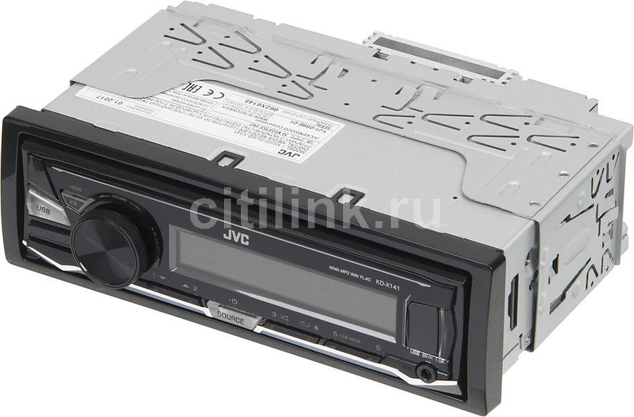 Автомагнитола JVC KD-X141 - фото 3