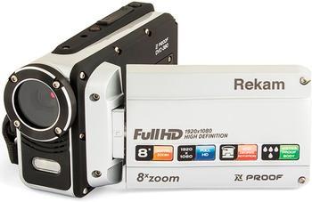 Видеокамера REKAM DVC-340, черный