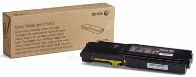 Картридж XEROX 106R02754 черный