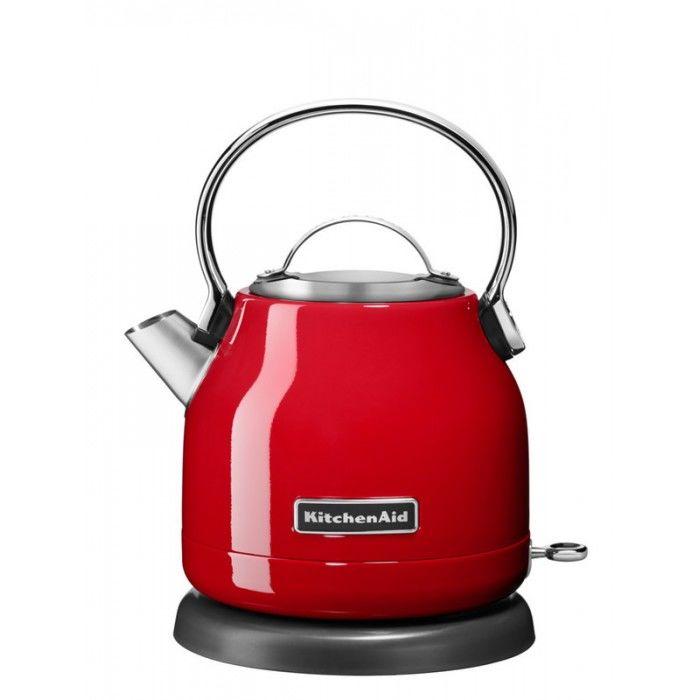 Чайник электрический KITCHENAID 5KEK1222, 2200Вт, красный