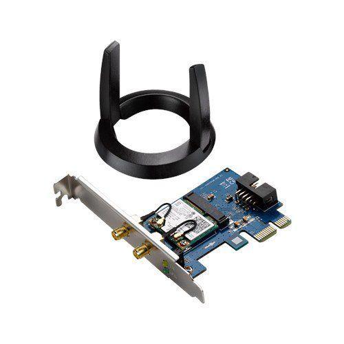 Сетевой адаптер WiFi ASUS PCE-AC55BT PCI Express