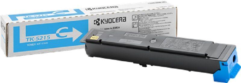Картридж KYOCERA 1T02R6CNL0 голубой [tk-5215c]