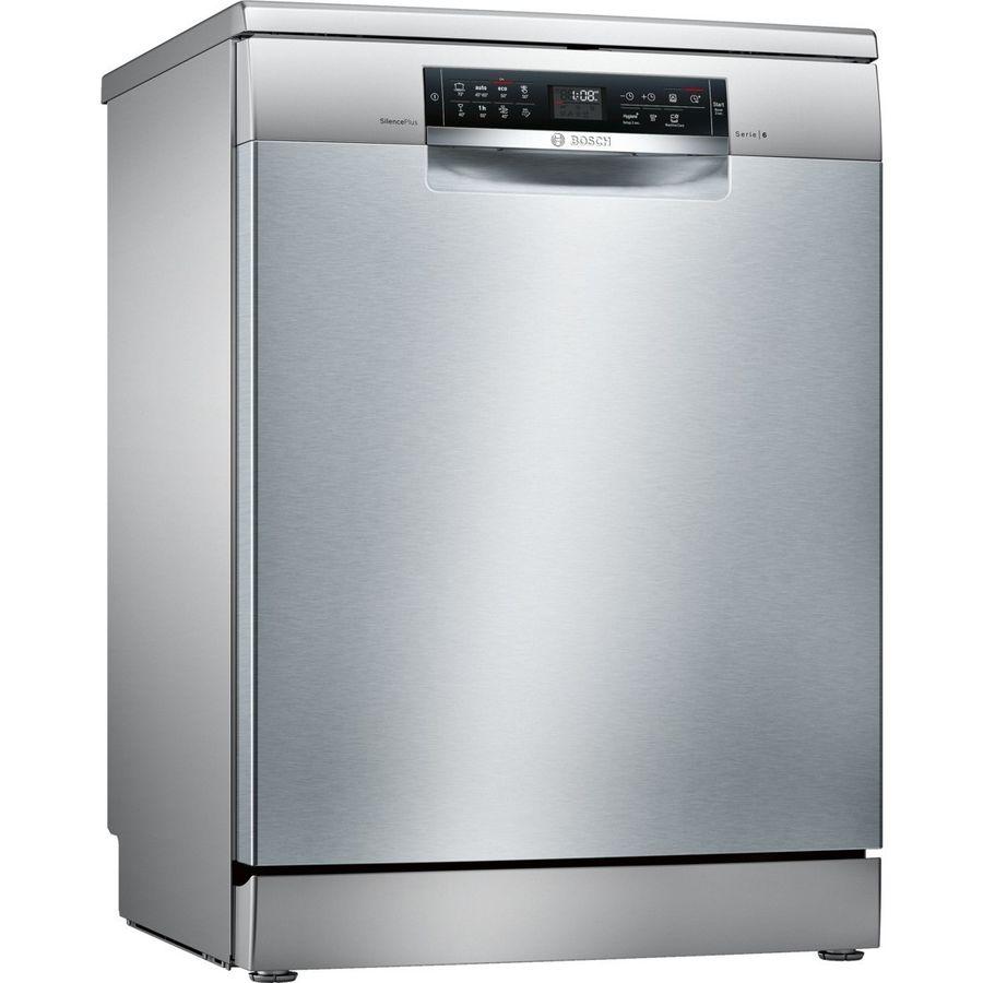 Посудомоечная машина BOSCH SMS66MI00R,  полноразмерная, нержавеющая сталь