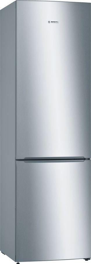Холодильник BOSCH KGV39NL1AR,  двухкамерный, серебристый