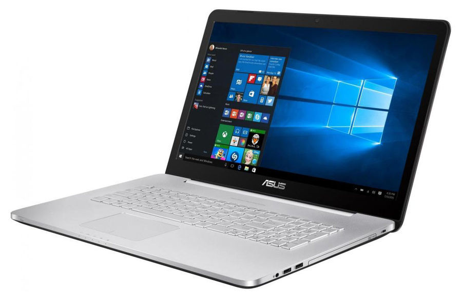 Ноутбук ASUS N552VX-FW356T, 15.6, Intel Core i7 6700HQ, 2.6ГГц, 12Гб, 2Тб, nVidia GeForce GTX 950M - 2048 Мб, DVD-RW, Windows 10, серый [90nb09p1-m04210]Ноутбуки<br>экран: 15.6;  разрешение экрана: 1920х1080; процессор: Intel Core i7 6700HQ; частота: 2.6 ГГц (3.5 ГГц, в режиме Turbo); память: 12288 Мб, DDR4; HDD: 2000 Гб, 5400 об/мин; nVidia GeForce GTX 950M - 2048 Мб; DVD-RW; WiFi;  Bluetooth; HDMI; WEB-камера; Windows 10<br>