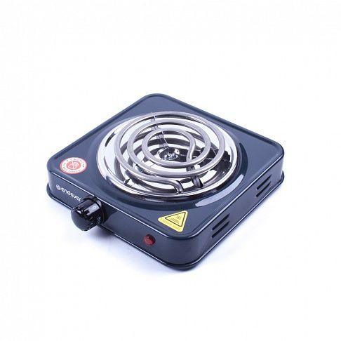 Электрическая плита ENDEVER EP-10 B,  эмаль,  мокрый асфальт [80314]