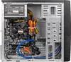 Компьютер  IRU Office 311,  Intel  Core i3  7100,  DDR4 4Гб, 500Гб,  Intel HD Graphics 630,  Free DOS,  черный [475710] вид 9