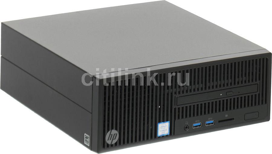 Компьютер  HP 280 G2,  Intel  Core i5  6500,  DDR4 4Гб, 500Гб,  Intel HD Graphics 530,  DVD-RW,  Windows 10 Professional,  черный [y5p85ea]