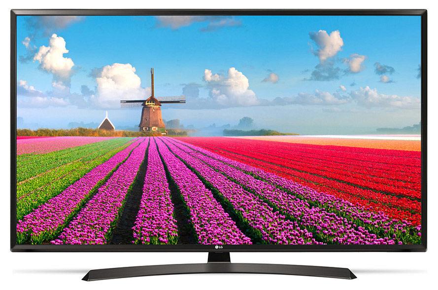 LED телевизор LG 43LJ595V