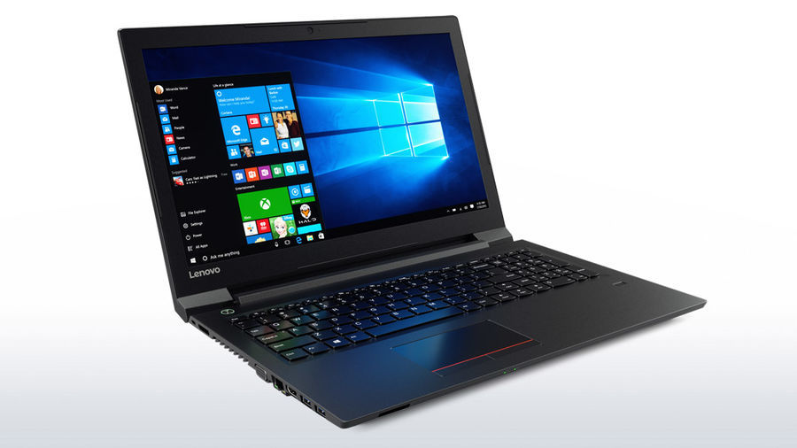 Ноутбук LENOVO V310-15IKB, 15.6, Intel Core i5 7200U 2.5ГГц, 4Гб, 1000Гб, Intel HD Graphics 620, DVD-RW, Free DOS, 80T30147RK, черный ноутбук hp 15 bs027ur 1zj93ea core i3 6006u 4gb 500gb 15 6 dvd dos black