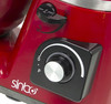 Миксер SINBO SMX 2744, с чашей,  красный вид 8