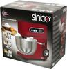 Миксер SINBO SMX 2744, с чашей,  красный вид 11
